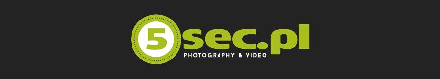 5sec.pl Fotografia i Videofilmowanie | Szczecin | Stargard | logo